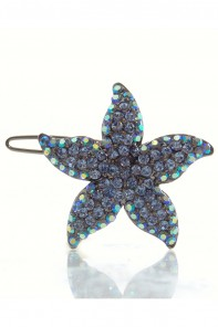 Tongtong starfish hair pin