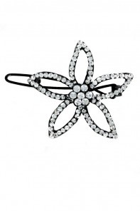 5-leave starfish hair pin