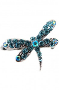 Dragonfly magnetic hair pin