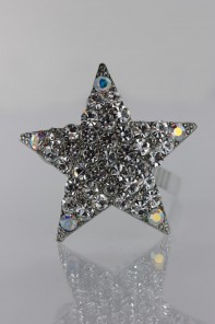 Actue Star Pin (set of 4)