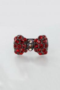Adjustable ribbon ring