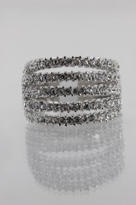 Five line Size Ring