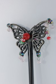 Geisah Style Butterfly Hair Stick