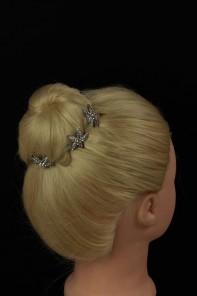 Small starfish hair stick (set of 6)
