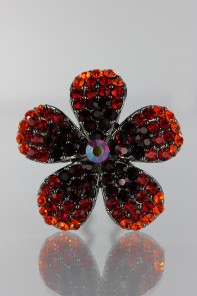 Daisy gradiation hair stick