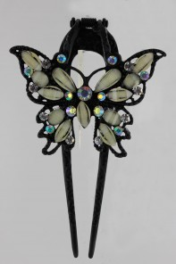 butterfly Stable Hair Stick