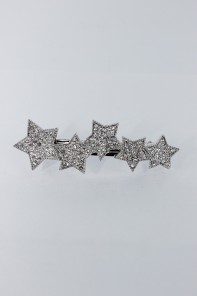 5 stars hair barrette
