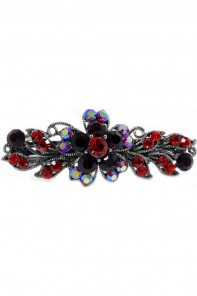 swarovski crystal barrettes wholesale