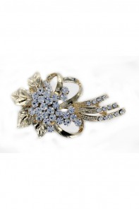 BRIDAL JEWELRY BROOCHE