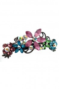 ROCKSTAR HAIR BARRETTE ACCESSORY