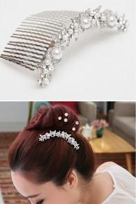Garden Bridal Hair Accessories