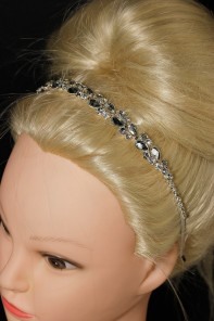 Teardrop vine hair headband