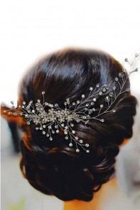 Fog flower lux hair comb