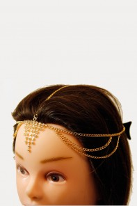 7-line drop Headchain