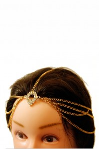 Water drop headchain