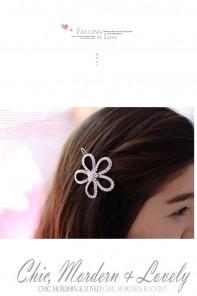 Rina hair pin