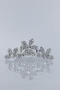 Swarovski Crystal Flower Tiara
