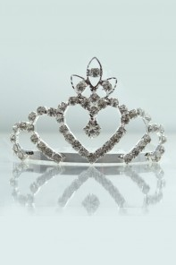 SMALL DANGLING TIARA
