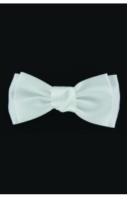C778-S | LUXERY SILK BOW CLIP | HAIR ACCESSORY